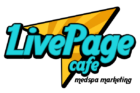 Live Page Cafe Medspa Marketing