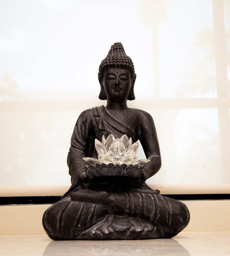 medical spa marketing - buddha